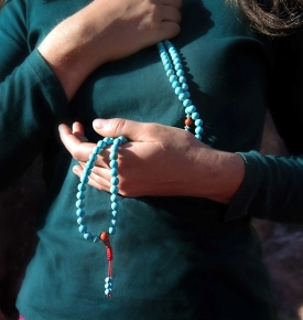How to care for your Buddhist Mala