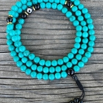 Blue Green Turquoise Magnes