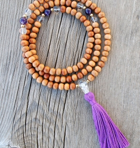 The Aquarius Inspired Mala