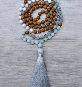 amazonite wood japa