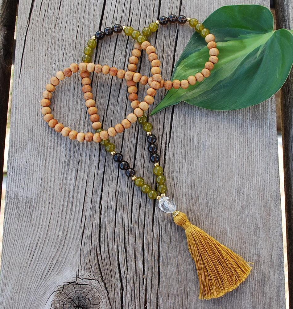 The Aries Inspired Mala