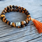 Buddha Stack Tiger Eye