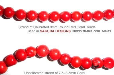 calibrated beads