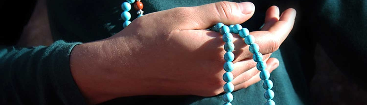 caring for mala beads