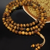 Tigers Eye & Citrine Mala