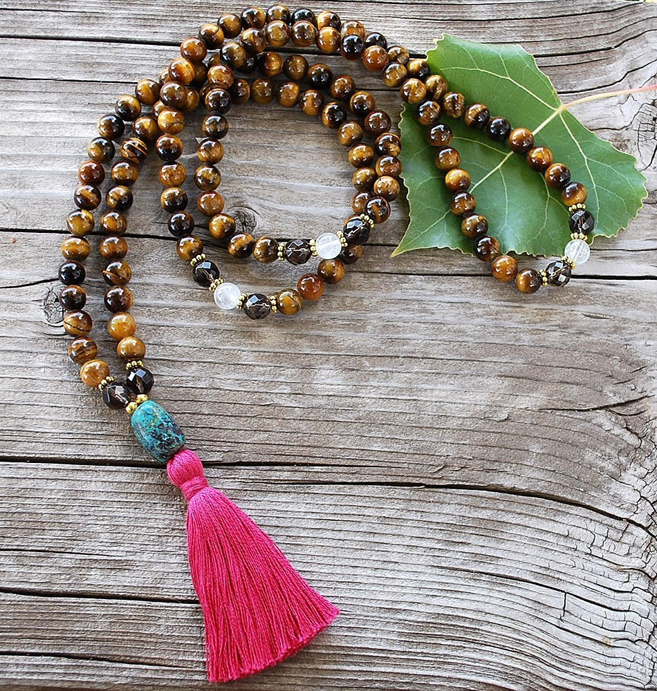 Magnetizing Mala Necklace