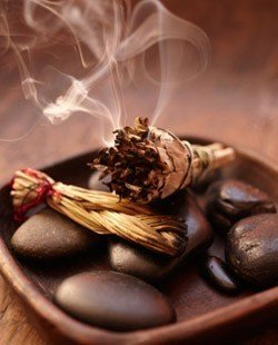 incense to cleanse malas