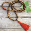 Tigers Eye Mala Prayer Beads