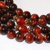 Red Tiger's Eye Mala Beads