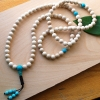 Riverstone with Turquoise