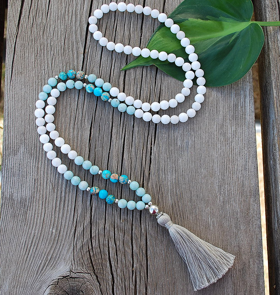 The Sagittarius Inspired Mala
