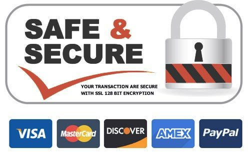 safe and secure payment options