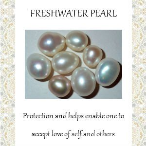 freshwater pearl info