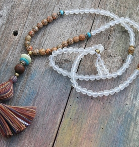 Natural Power Mala