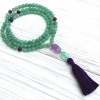 Aventurine Amethyst Prayer