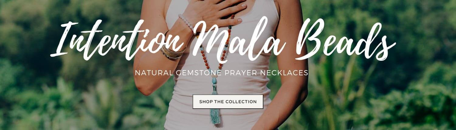 Intention Mala Beads
