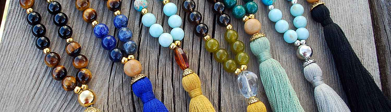 intention mantra malas