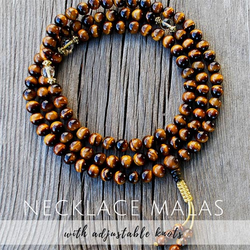 necklace mala