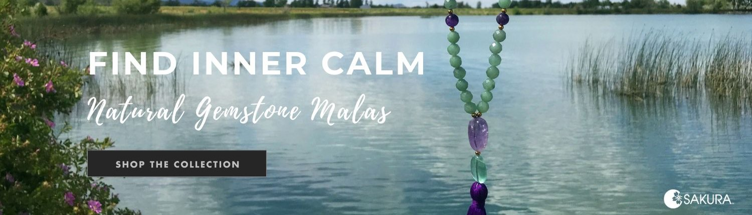 find inner calm beads