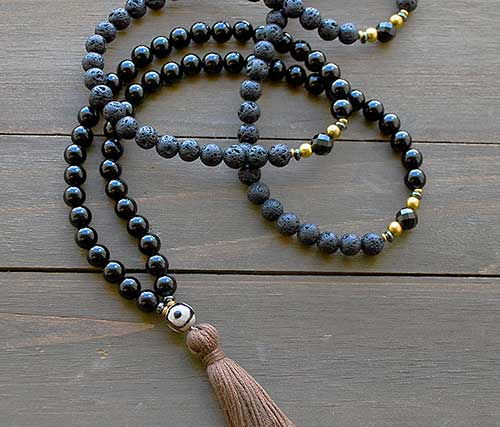 non-violence prayer beads
