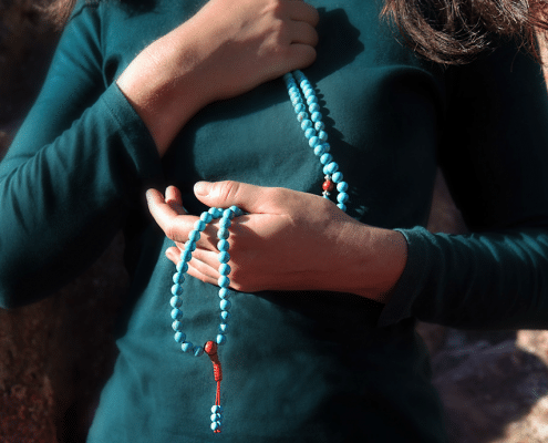 care for rosary